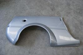 FIANCATA POSTERIORE DX, IN GRIGIO METALLIZZATO (cod. BAF02-0012120/GM - POS.2)