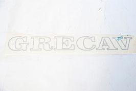 SCRITTA GRECAV GRIGIA (cod. BAF90-0012769 - POS.23)