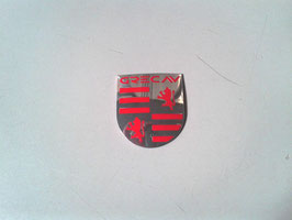 SCUDETTO GRECAV SU LISTELLO CALANDRA (cod. BAF90-0013118 - POS.8)