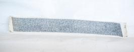 STRISCIA ADESIVA SINISTRA NERA X COFANO MOTORE (cod. BAF90-0015134 - POS.17)