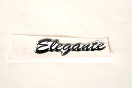 ADESIVO LOGO ELEGANTE (cod. BAF90-0014218 - POS.11)