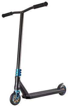 Chilli Pro Scooter Grim Reaper Ocean neocrom blue limited edition