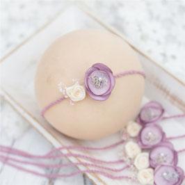 Kopfband/Haarband für Newbornfotographie Nr.05
