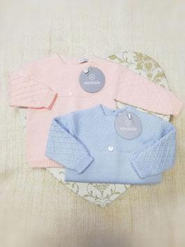 WEDOBLE Feinstricksweater mit Muster Nr.OT0036