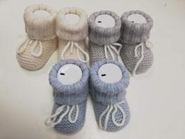 Baby- Feinstrickschuhe  Nr.FS0027