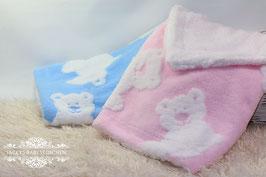 Babydecke in 2 Farben Gr.80x110 Nr.BD001
