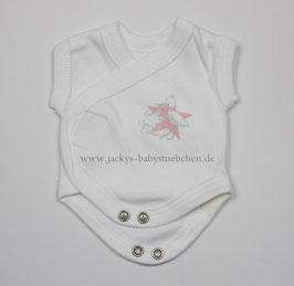 Baby Frühchen Wickelbody in 2 Farben Nr.119