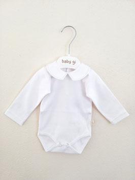 BABY GI Body mit spitzen Kragen Nr.JOT008