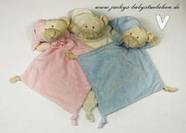 Baby Kuschel/Schmusetuch in 3 Farben Nr.1000