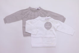 WEDOBLE Feinstricksweater mit Muster Nr.JOT011