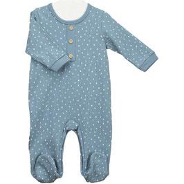 BABIDU Schlafanzug mit Tupfen Nr. SAJW21/001