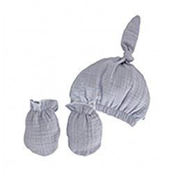 Babyset Mütze+Handschuhe Nr.M001