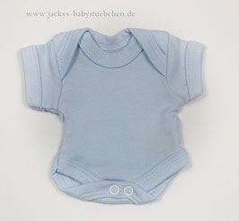 Baby Frühchenbody blau Gr.42 Nr. 706