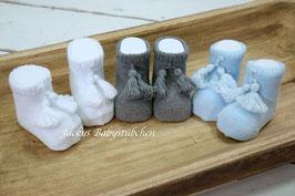 Babysöckchen mit Bommeln Nr.SK0042