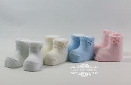 Babysöckchen in 4 Farben Gr.50 size 0 Nr.SK0017