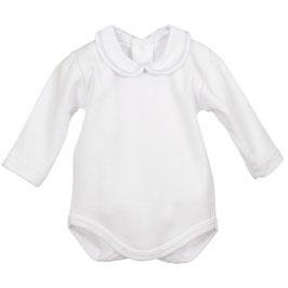 Babybody mit runden Kragen Nr. W/BBJ001