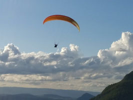 "Parapente sensation ""Open"""