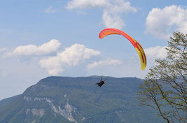"Parapente decouverte ""Open"""