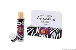 Lippenbalsam Achtung Wild