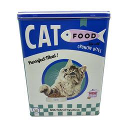 Vorratsdose XL Cat Food