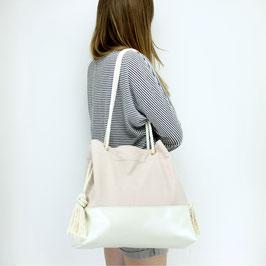 Beach Bag  Rosa