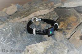 Armband OpalArt Schwarz / Art.Nr. AB713
