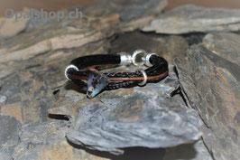Armband OpalArt Schwarz / Art.Nr. AB726