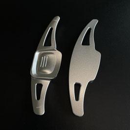 Schaltwippen Golf 8 DSG, GTI, GTD, GTE - Silber - Variante 2