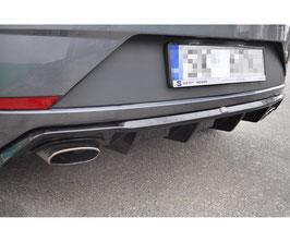 Heckdiffusor Seat Leon Cupra 5F Facelift - V1