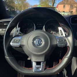 Schaltwippen VW Scirocco DSG, R - Silber - Variante 2