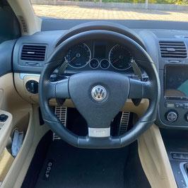 Schaltwippen Golf 5 DSG, GTI, R32 - Schwarz - Variante 1