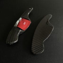 Schaltwippen Golf 7 DSG - Carbon Schwarz - Variante 3