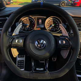 Schaltwippen VW Scirocco DSG, R - Grau - Variante 3