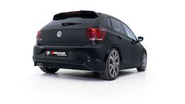 Remus Abgasanlage VW Polo AW GTI