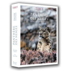 TIBET -  En Harmonie avec la panthère des neiges / In harmony with the snow leopard (parution le 20 novembre)