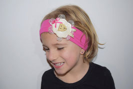Bandeau bébé mouton headband enfant fille