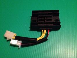 NSR250 MC16 レギュレター/レクチ
