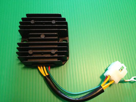 RZ250/350R R1-Z TZR250 熱対策レギュレター/レクチ