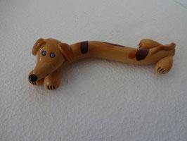 Cane bassotto mini L 12 cm. (circa)