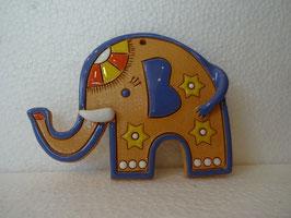 Elefante da appendere H 8,5 cm., L 11 cm. (circa)
