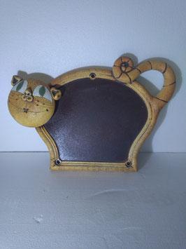 Targa MAXI gatto seconda scelta misura H. cm. 36, L. cm. 53