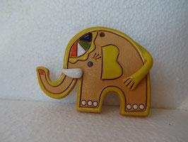 Elefante da appendere H 6,5 cm., L 9 cm. (circa)