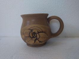 Tazza H. cm. 9, diametro cm. 9 (circa)