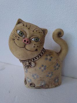 Gattino H. cm. 20, L. cm. 16, P. cm. 6 (circa)
