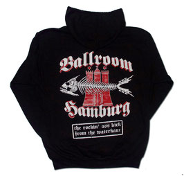 Ballroom / Headbangers - Hooded Zipper