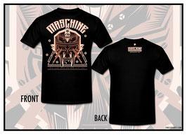 "Maschine T-Shirt ""Arrogante Sau"""