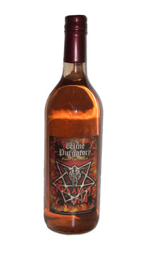 Running Wild - Wine & Purgatory - Chili & Mead