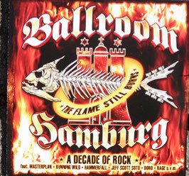 "Ballroom Hamburg - Doppel CD ""The Flame Still Burns"""