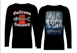 "Ballroom Hamburg Longsleeve ""We rock the North"""