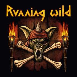 """Running Wild - Flag  """"Adrian"""""""